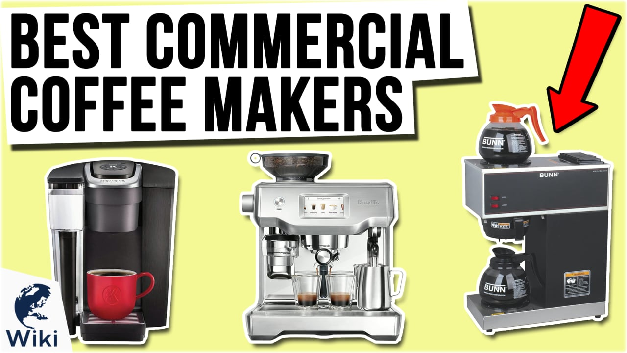 10 Best Commercial Coffee Makers