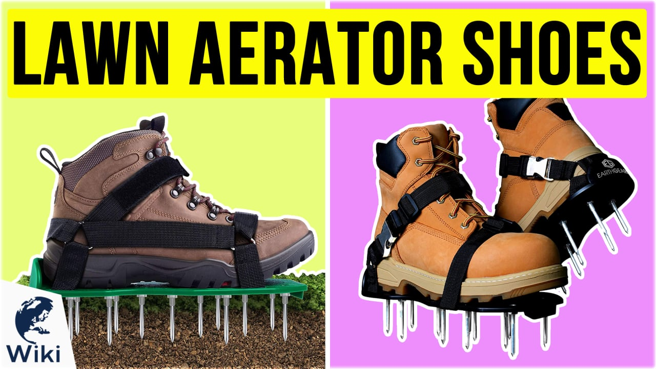 5 Best Lawn Aerator Shoes