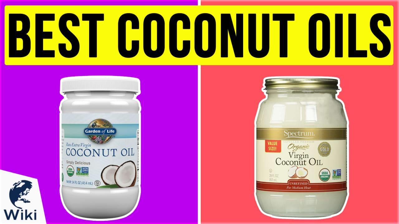 10 Best Coconut Oils