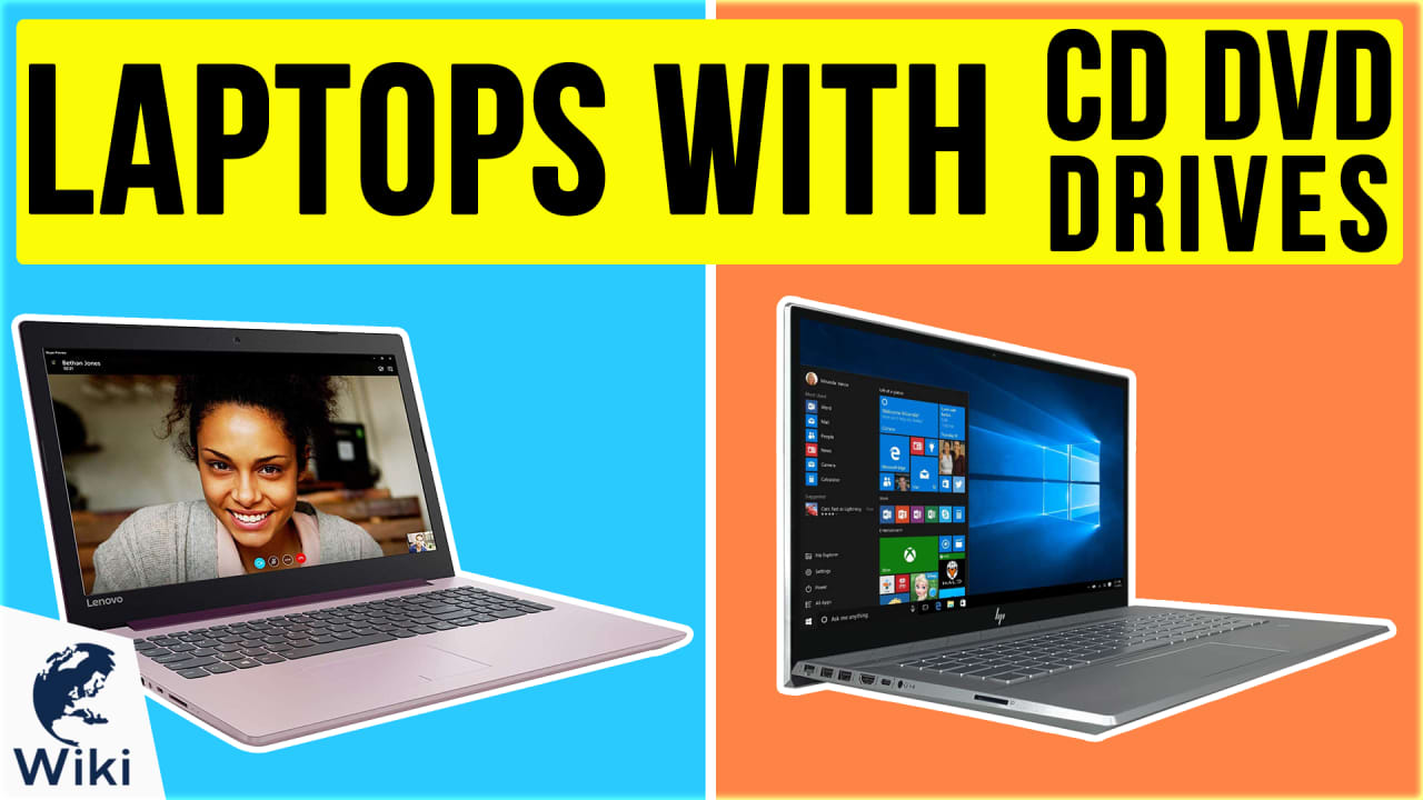 8 Best Laptops With CD DVD Drives