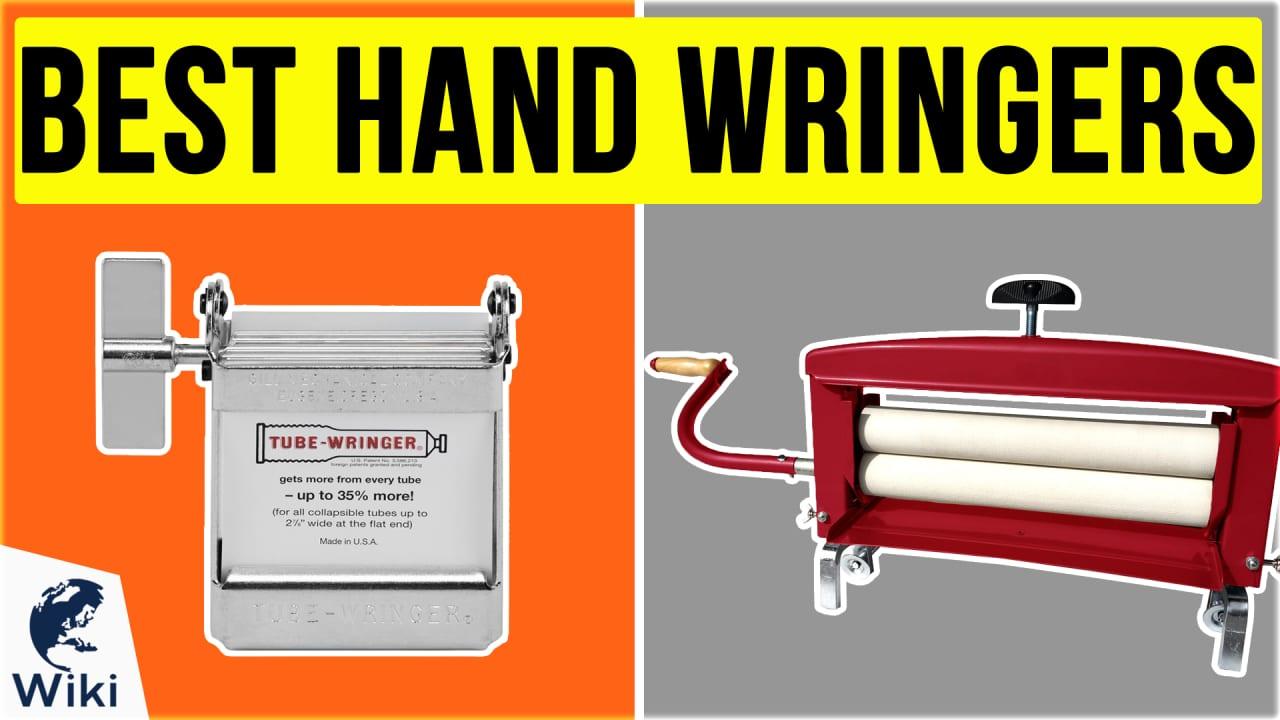 7 Best Hand Wringers