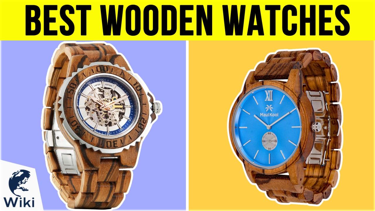 10 Best Wooden Watches
