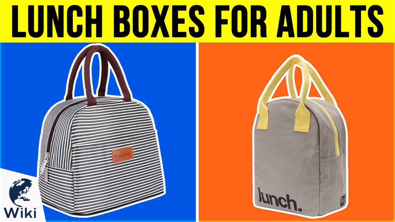 10 Best Lunch Boxes For Adults