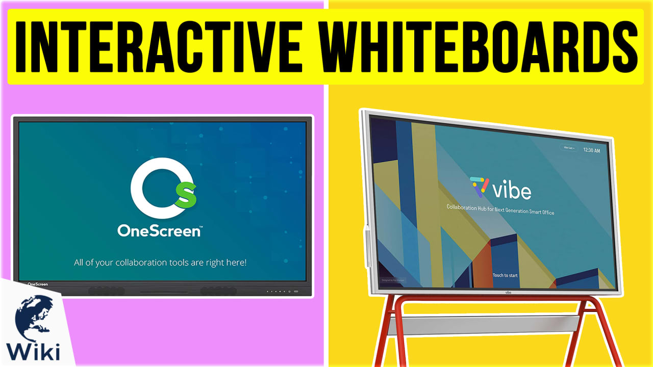 7 Best Interactive Whiteboards