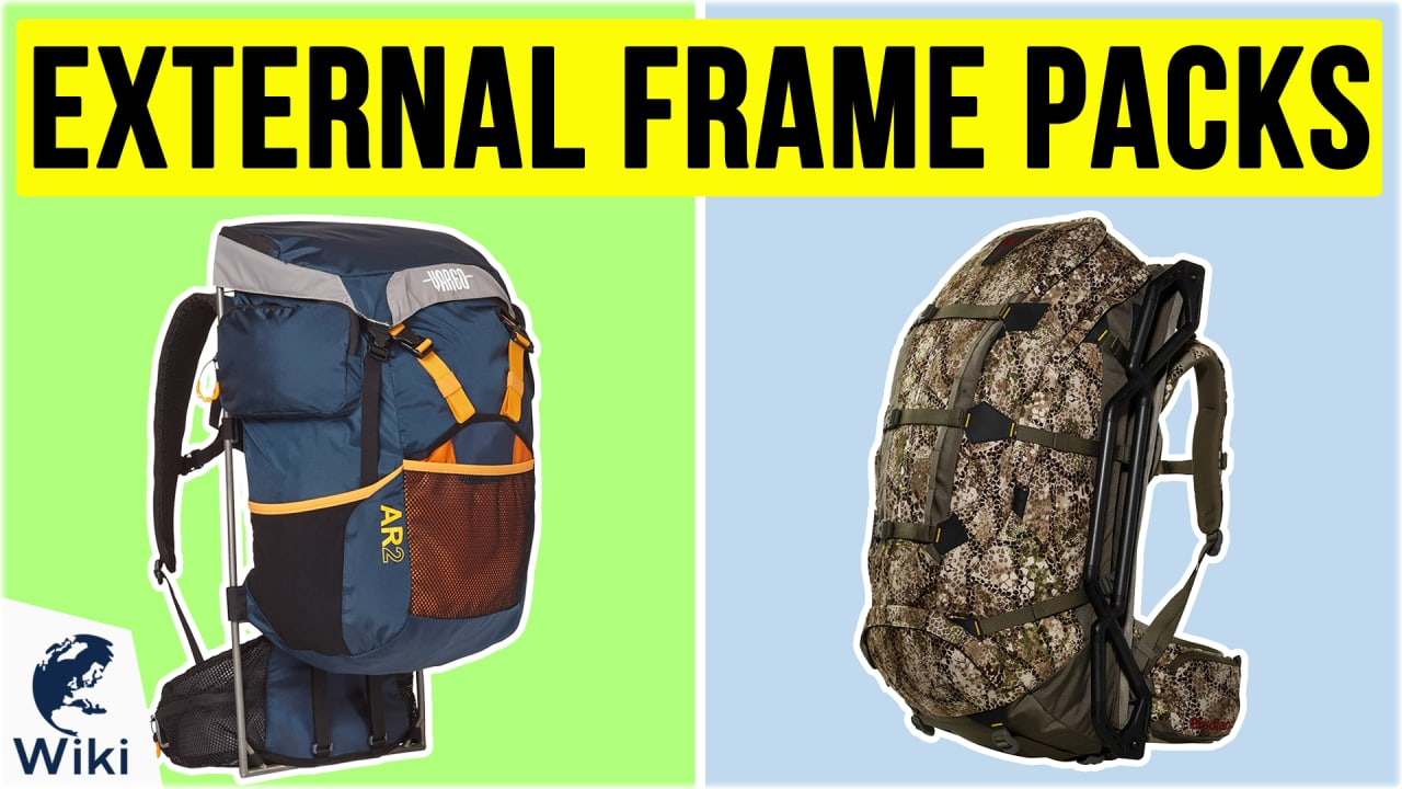 7 Best External Frame Packs