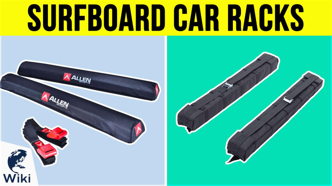 9 Best Surfboard Car Racks