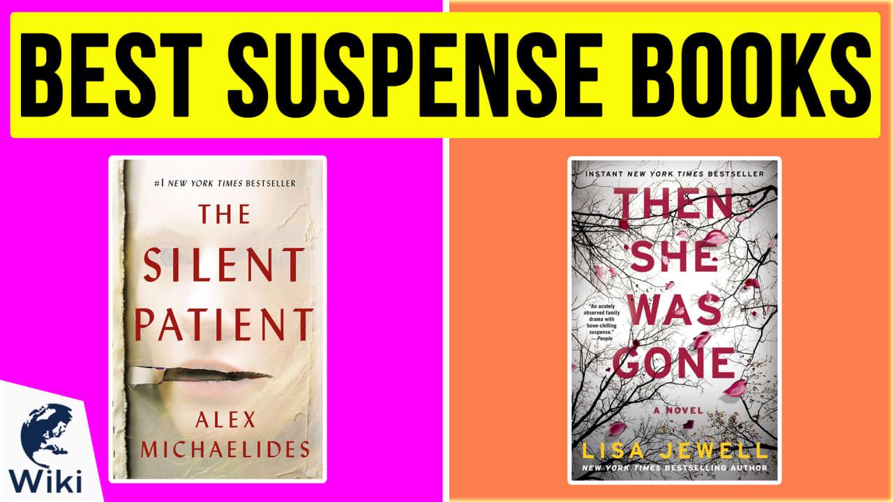 10 Best Suspense Books