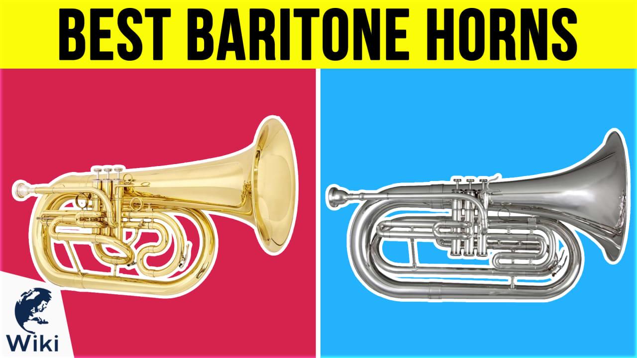 8 Best Baritone Horns