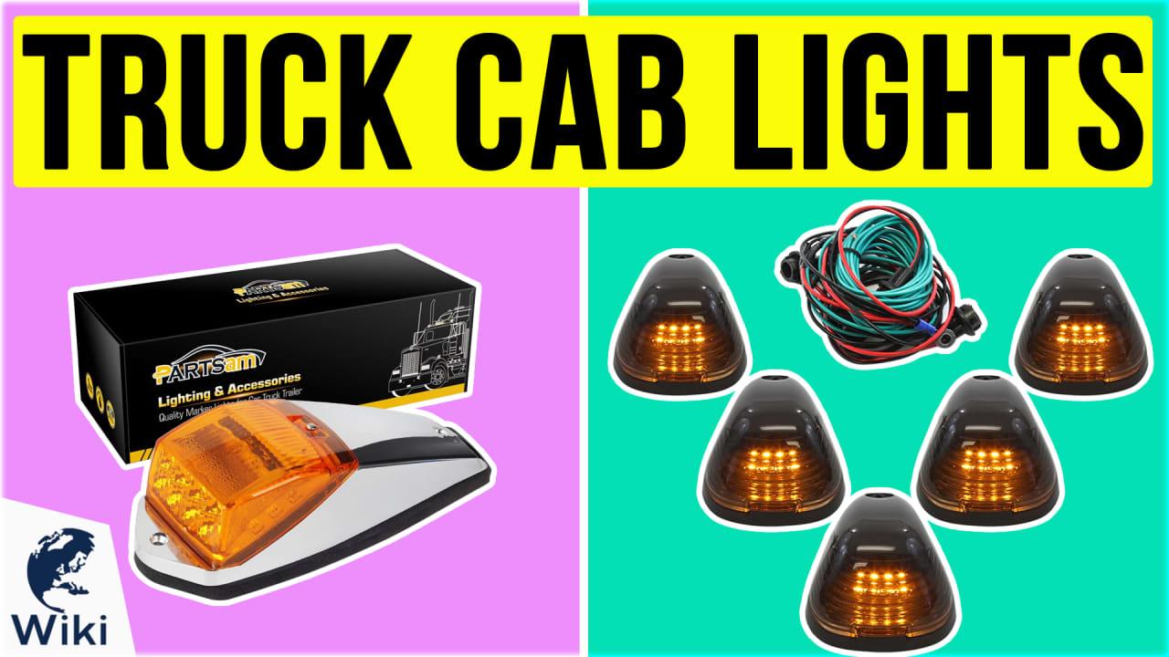 10 Best Truck Cab Lights