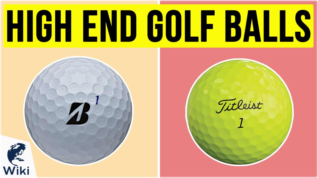 10 Best High End Golf Balls