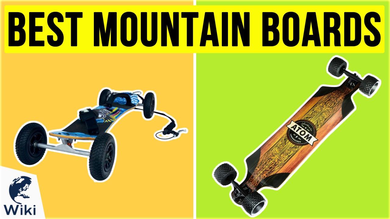 6 Best Mountain Boards