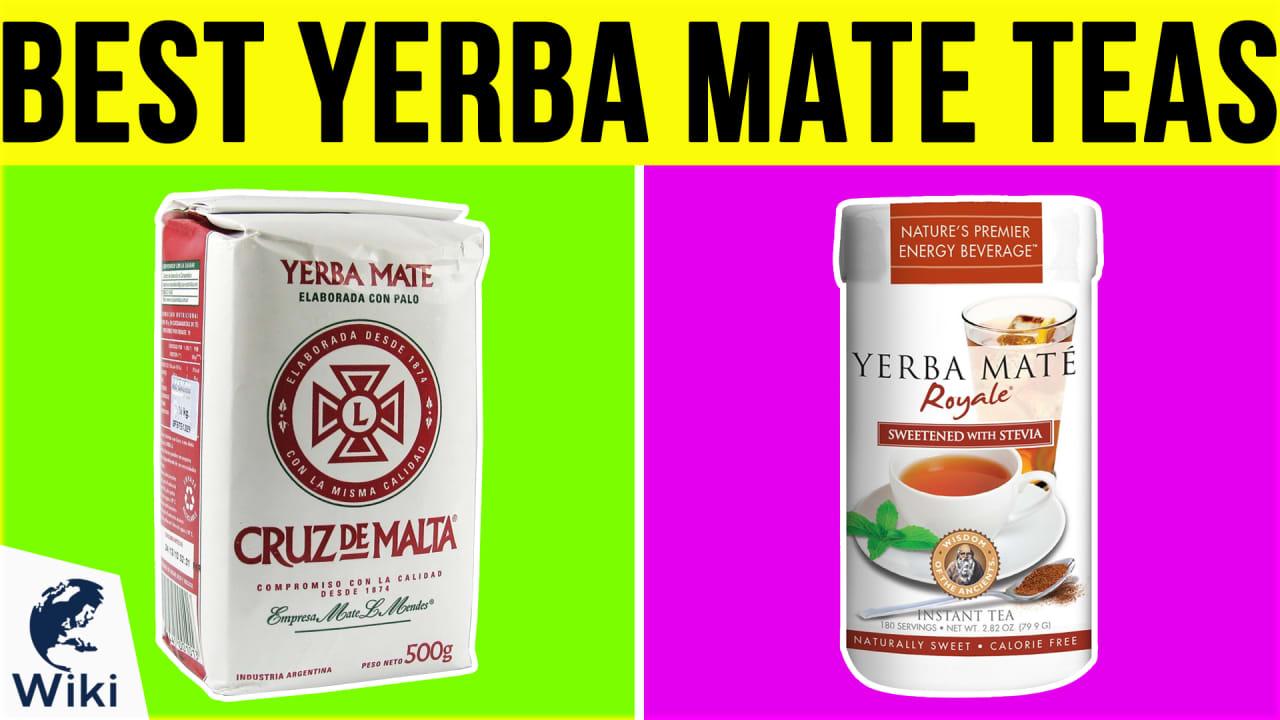 10 Best Yerba Mate Teas