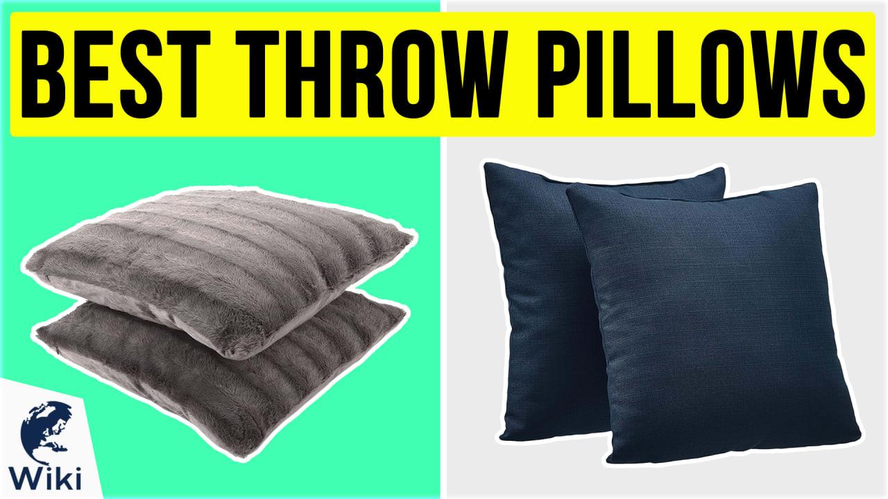 10 Best Throw Pillows
