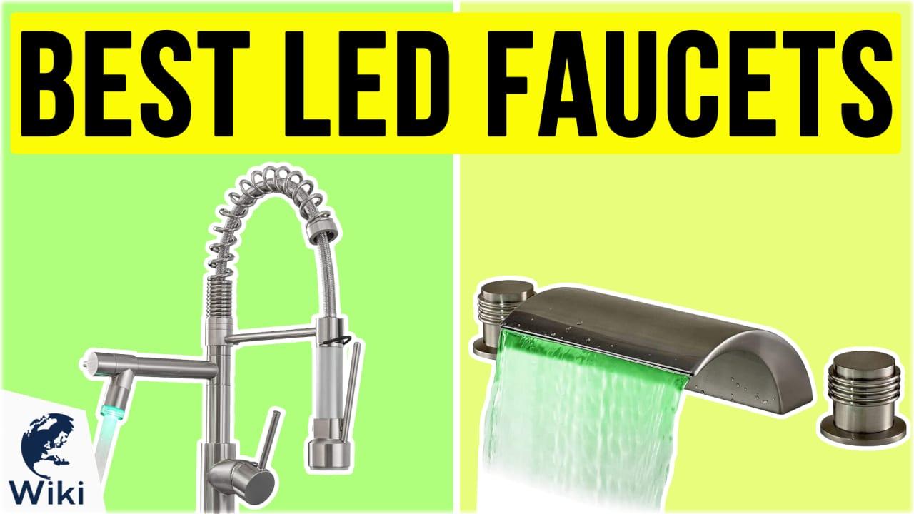 10 Best LED Faucets