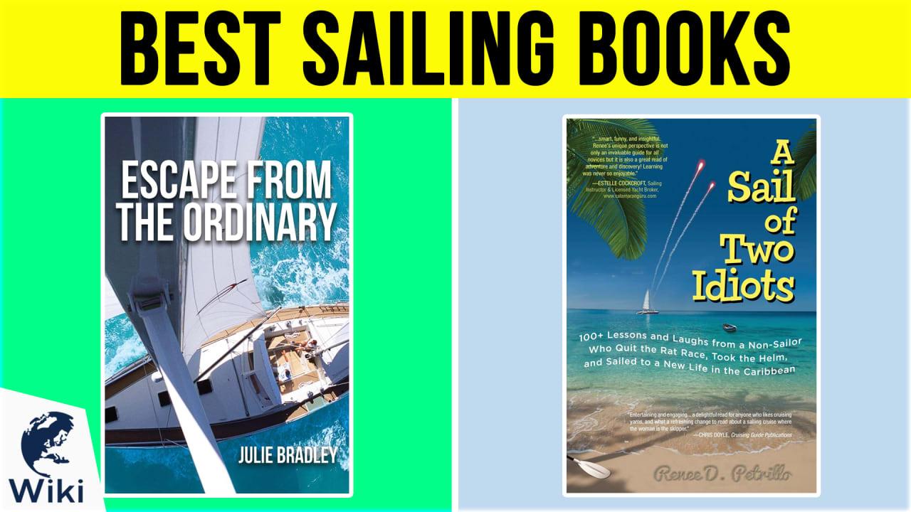 10 Best Sailing Books