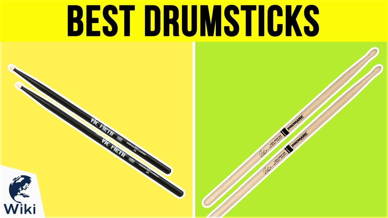 10 Best Drumsticks
