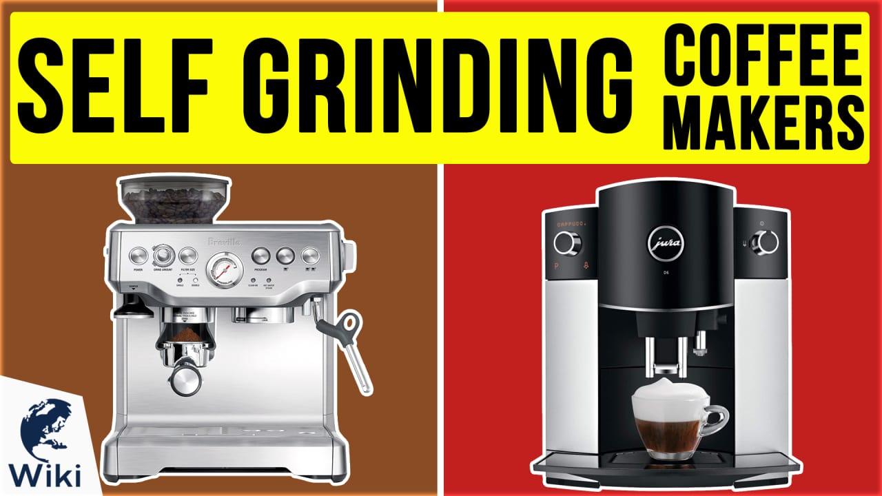 10 Best Self Grinding Coffee Makers