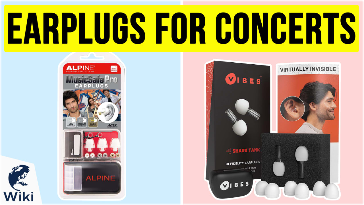 10 Best Earplugs For Concerts