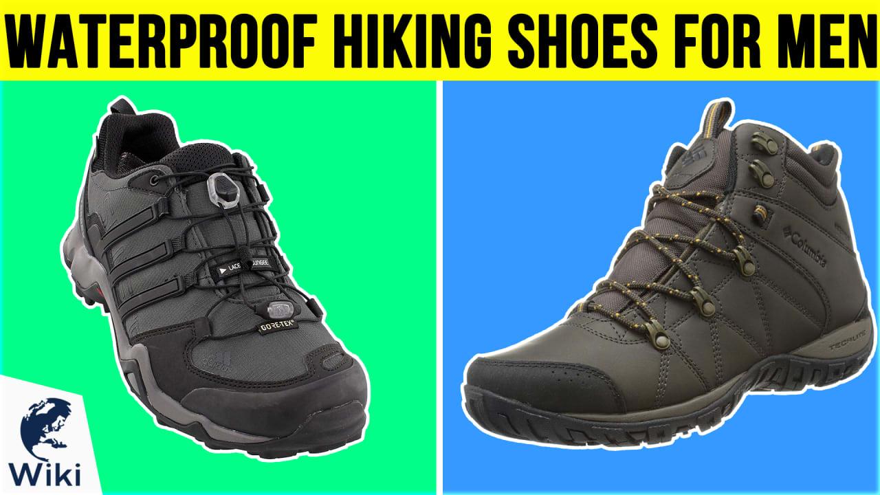 10 Best Waterproof Hiking Shoes For Men