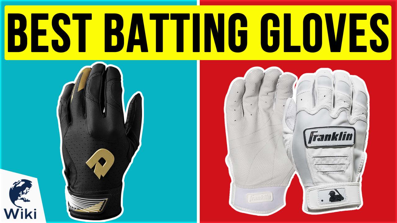 10 Best Batting Gloves