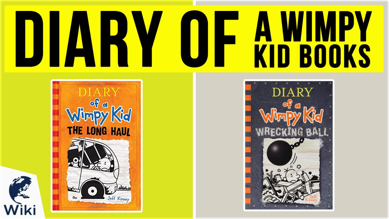 10 Best Diary of a Wimpy Kid Books