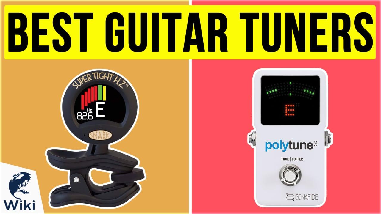 10 Best Guitar Tuners