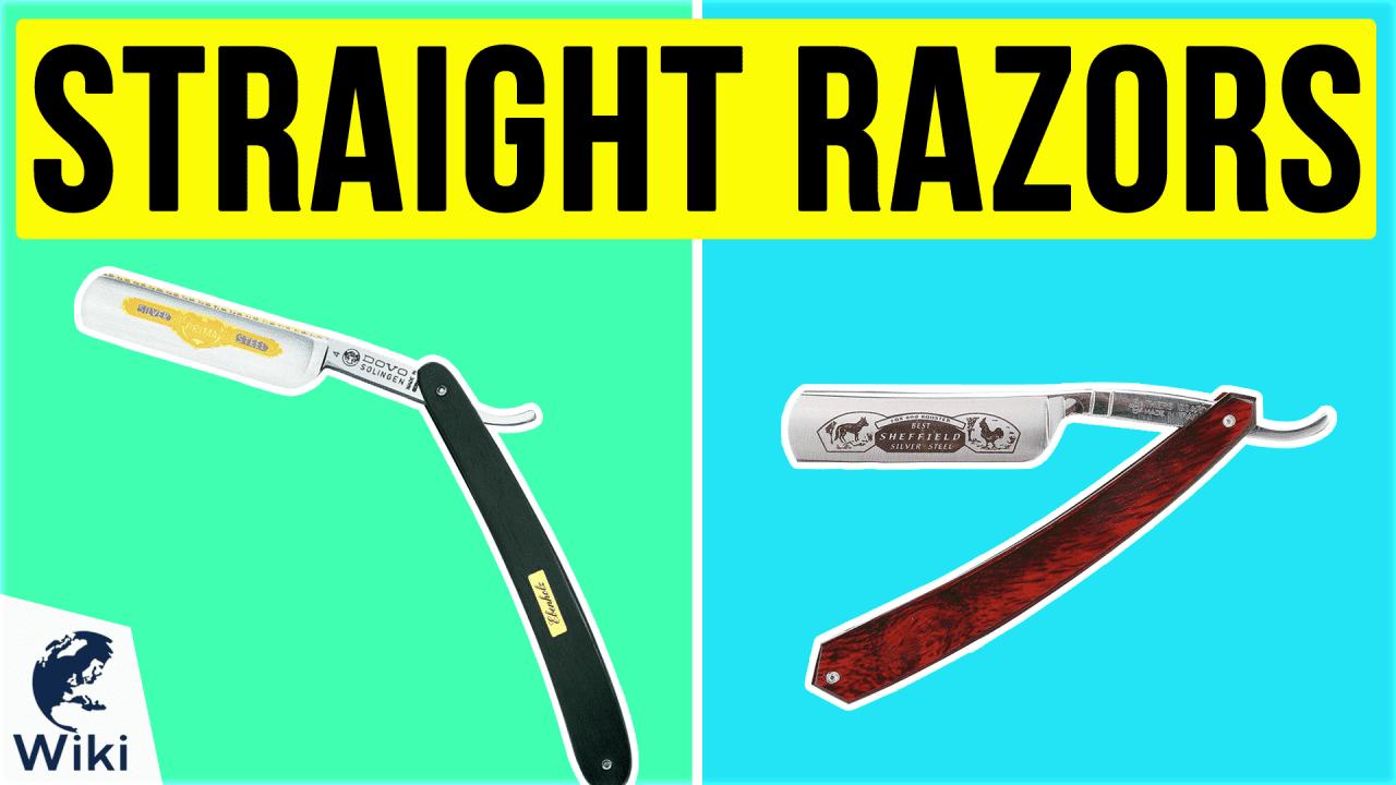 9 Best Straight Razors