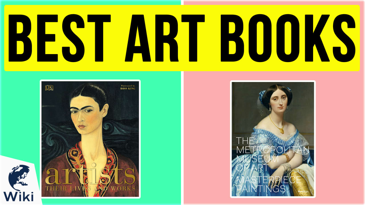 10 Best Art Books