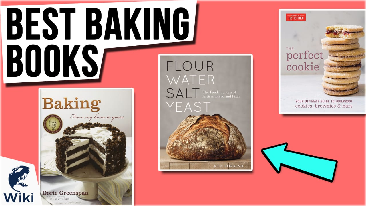 10 Best Baking Books