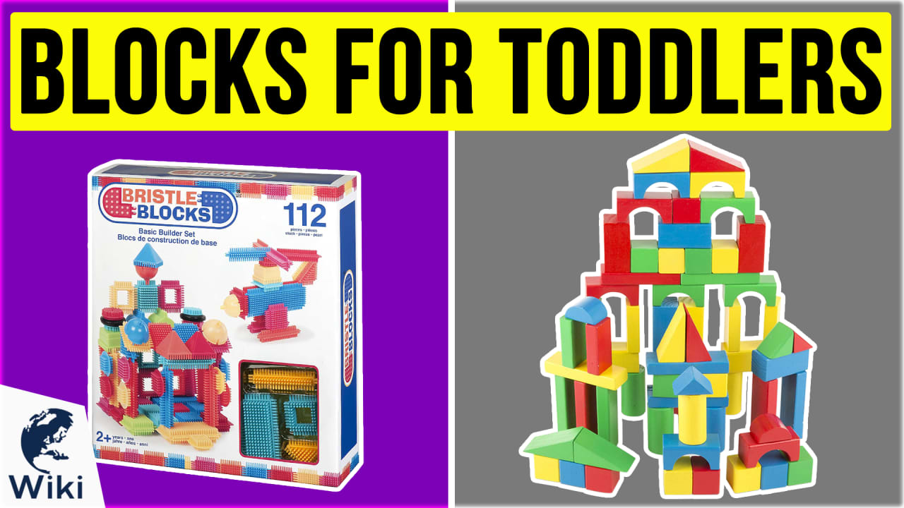 10 Best Blocks For Toddlers