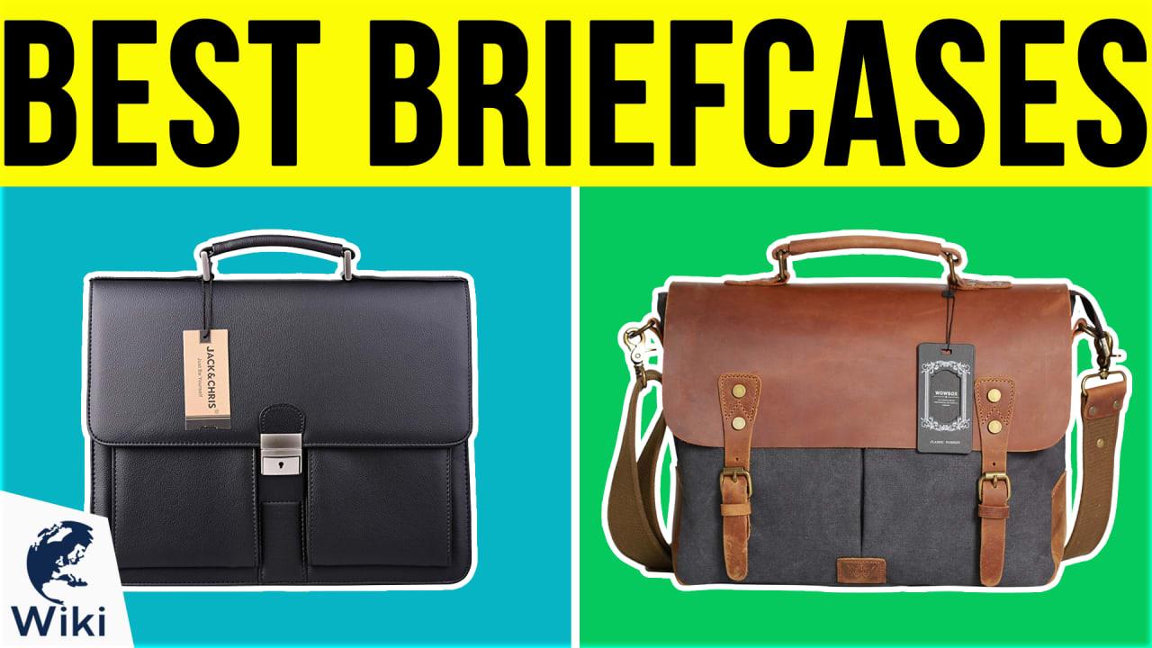 10 Best Briefcases