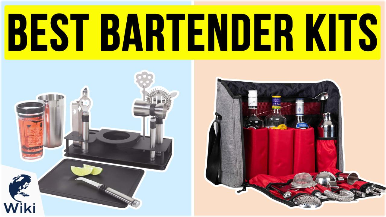 10 Best Bartender Kits