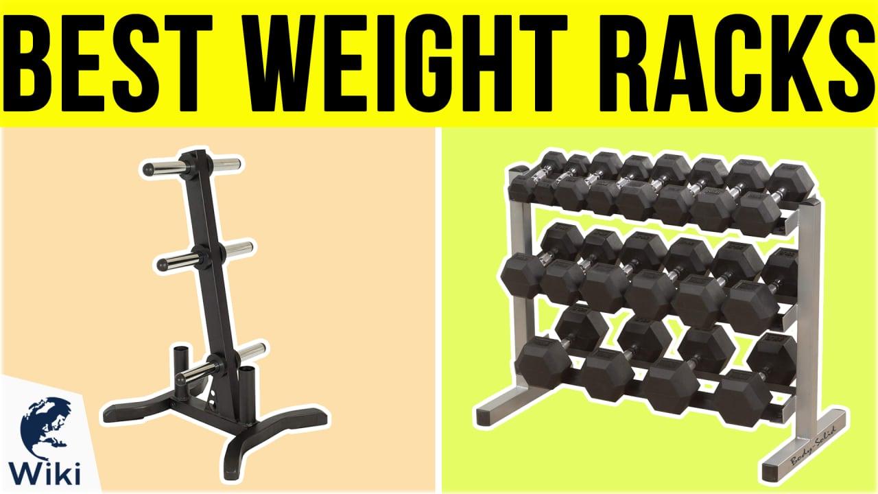 10 Best Weight Racks