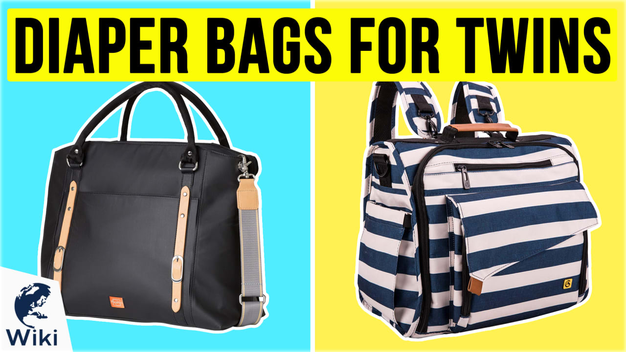10 Best Diaper Bags For Twins