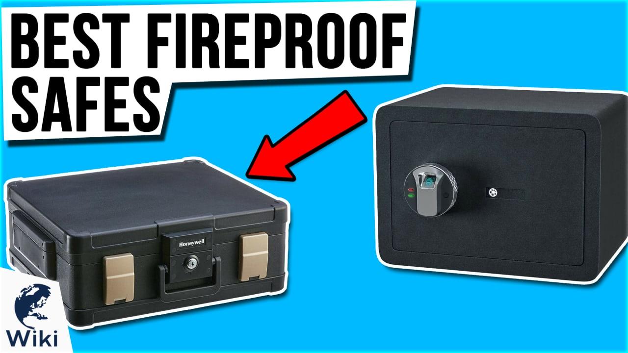 10 Best Fireproof Safes
