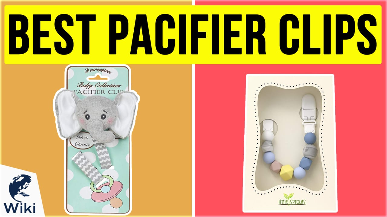 10 Best Pacifier Clips