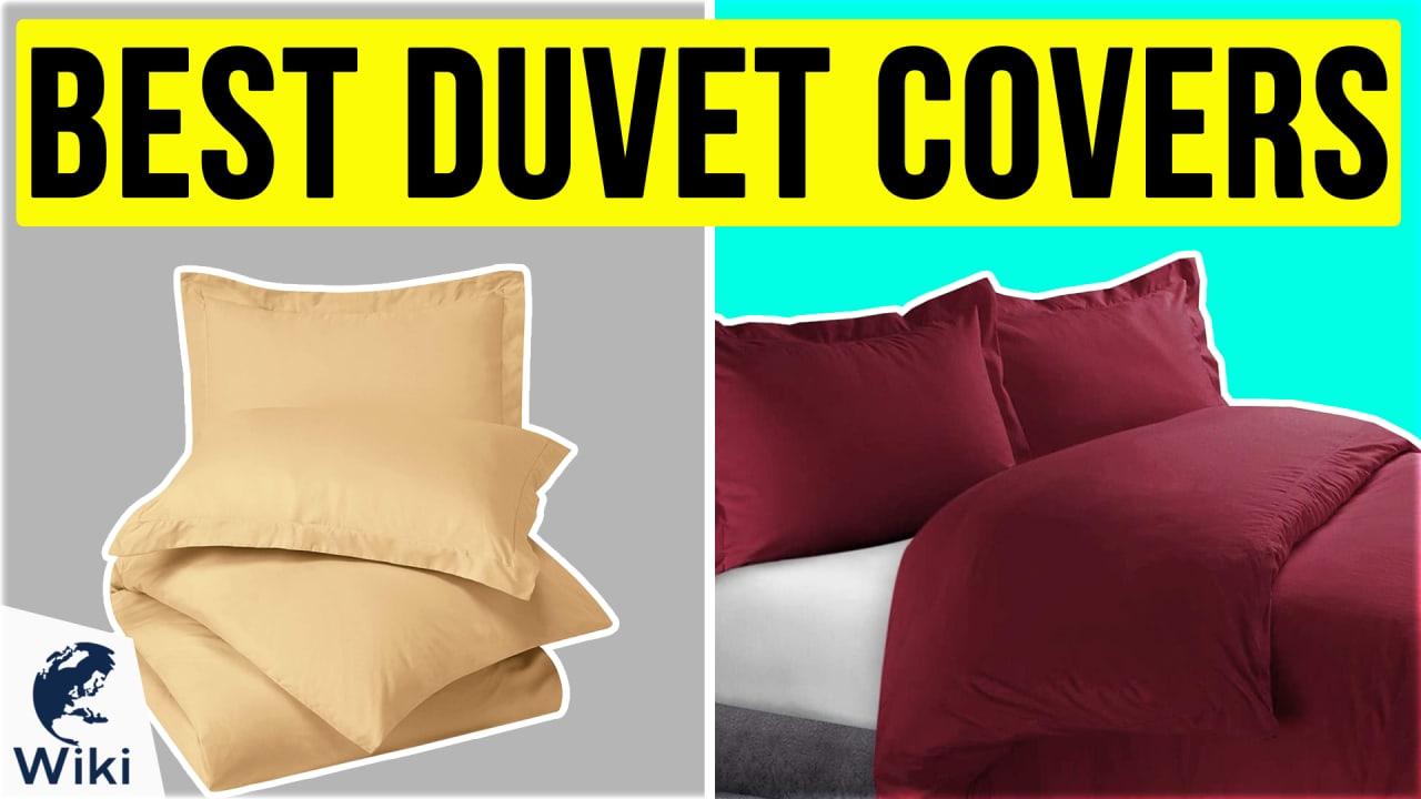 10 Best Duvet Covers