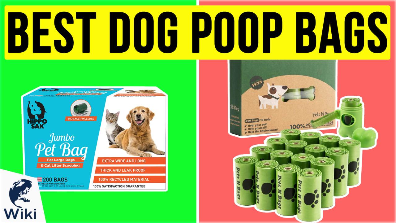 9 Best Dog Poop Bags