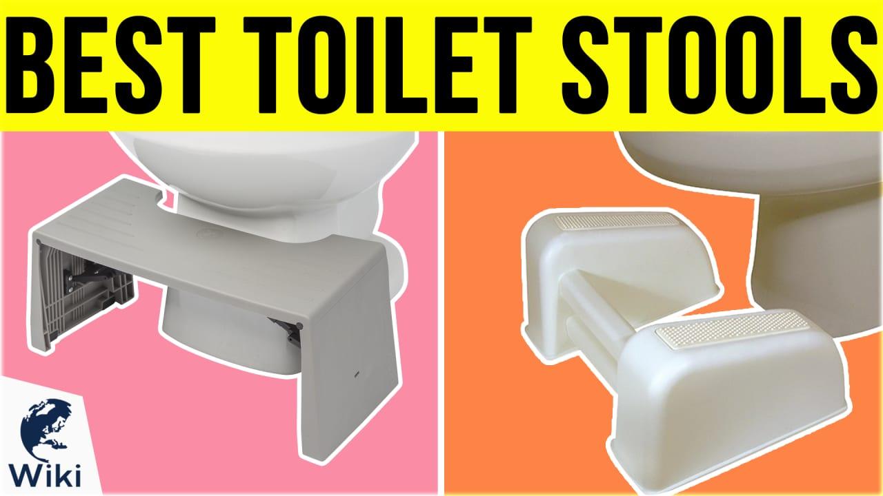 8 Best Toilet Stools