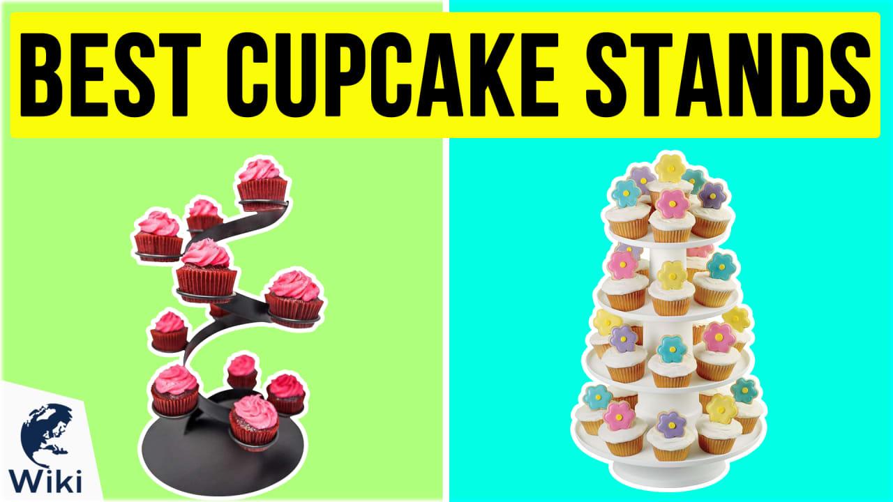 10 Best Cupcake Stands