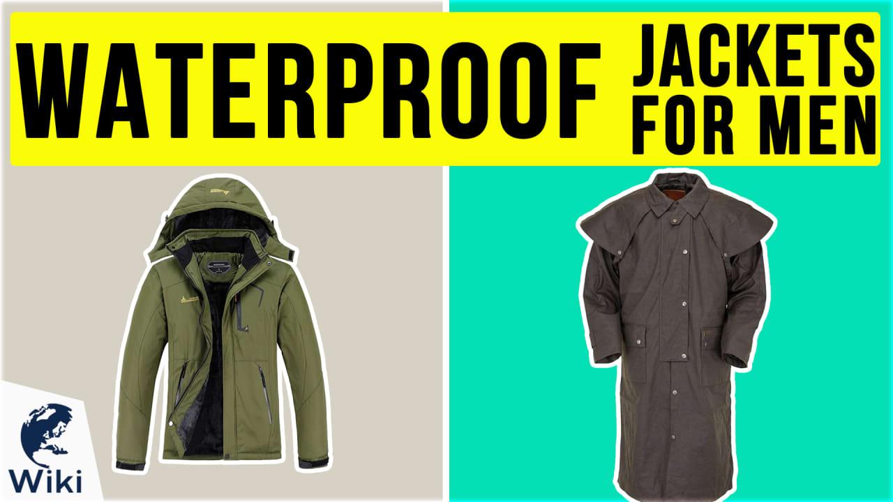 10 Best Waterproof Jackets For Men