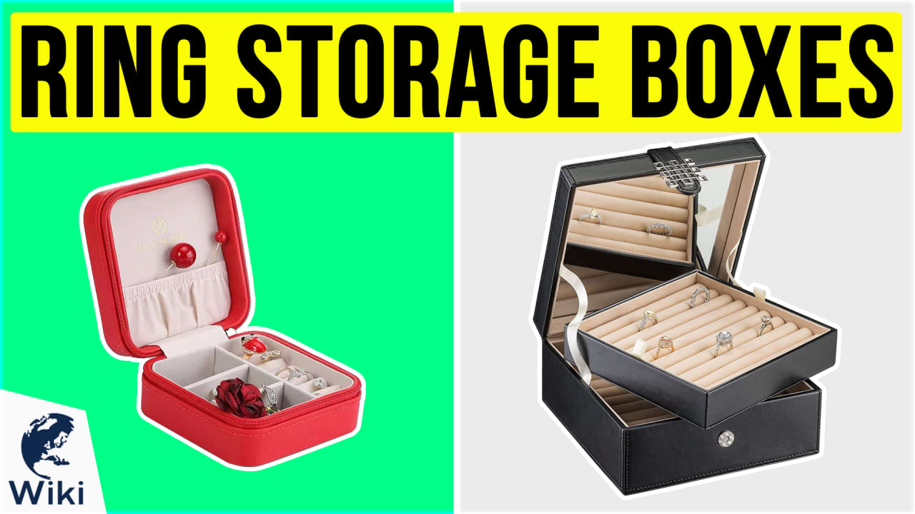 10 Best Ring Storage Boxes