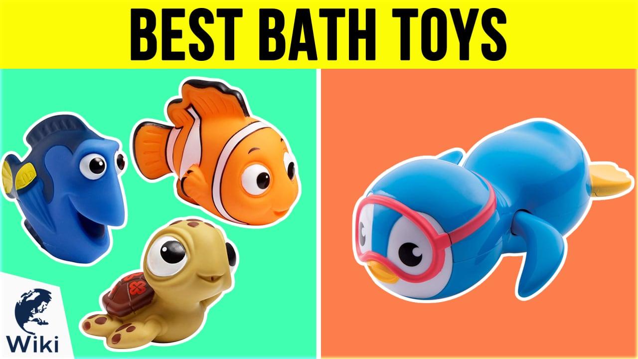 10 Best Bath Toys