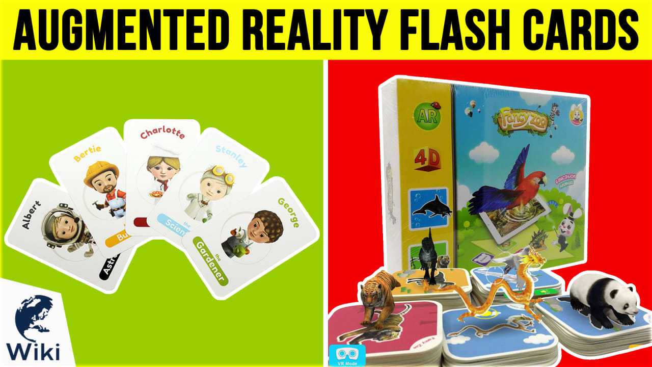 9 Best Augmented Reality Flash Cards