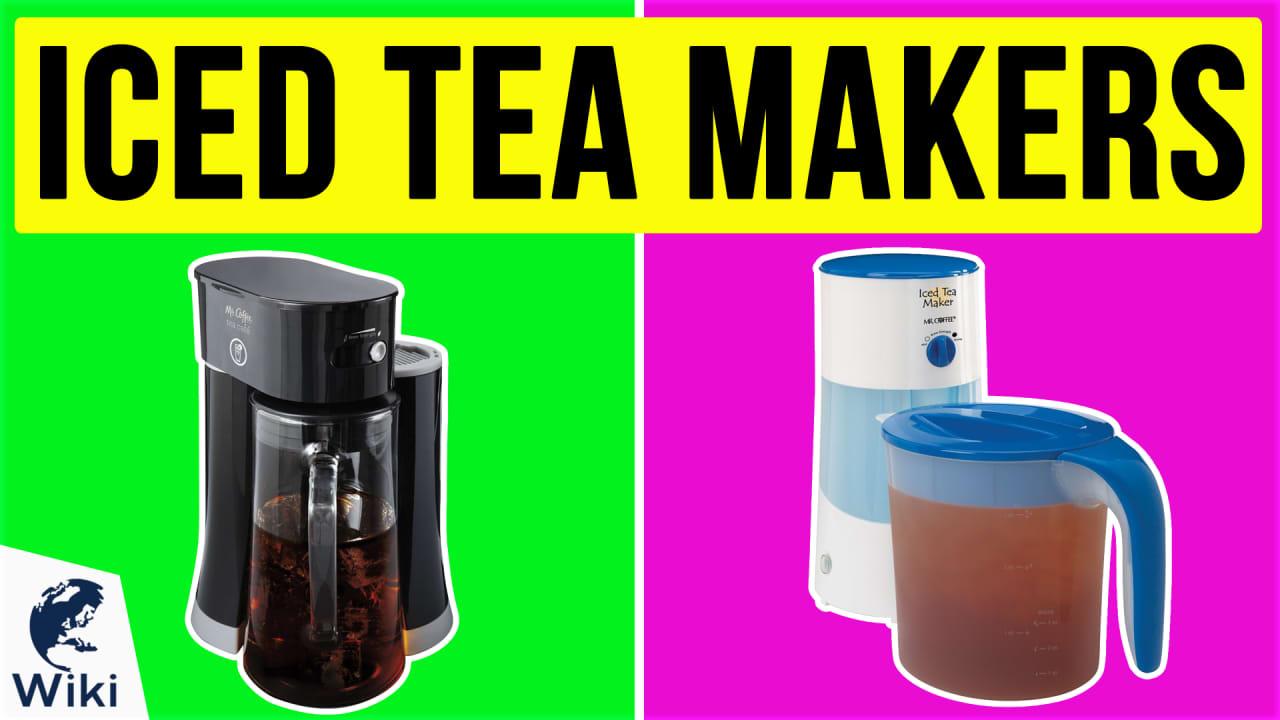 10 Best Iced Tea Makers