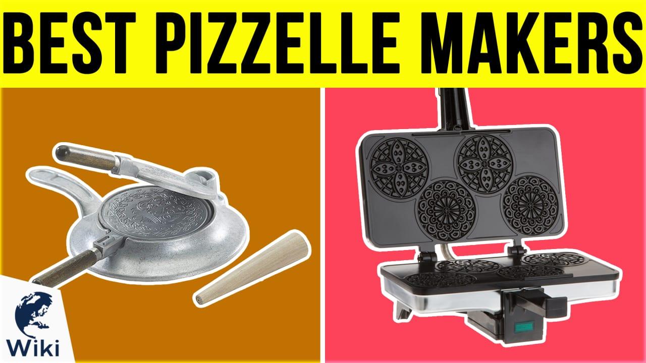 7 Best Pizzelle Makers