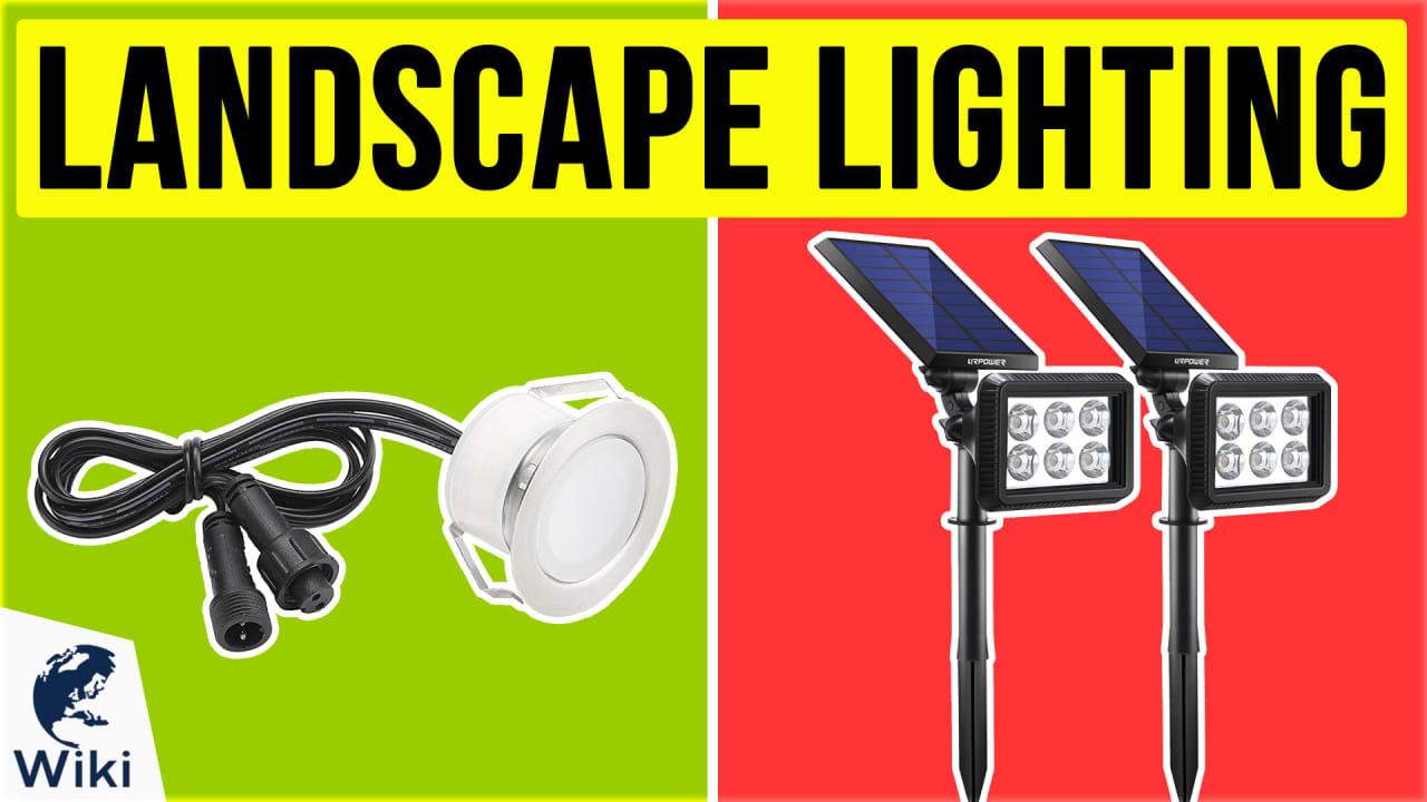 10 Best Landscape Lighting