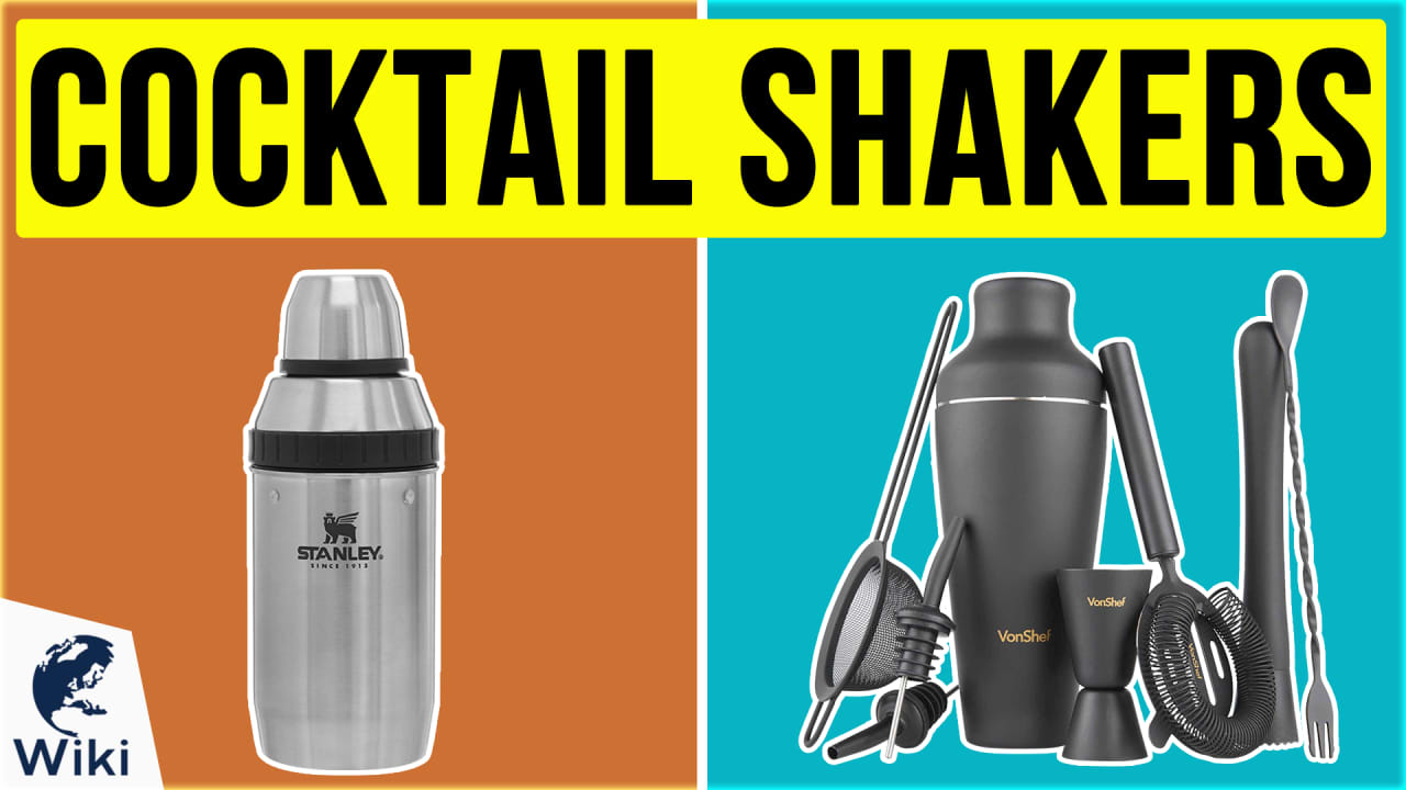 7 Best Cocktail Shakers