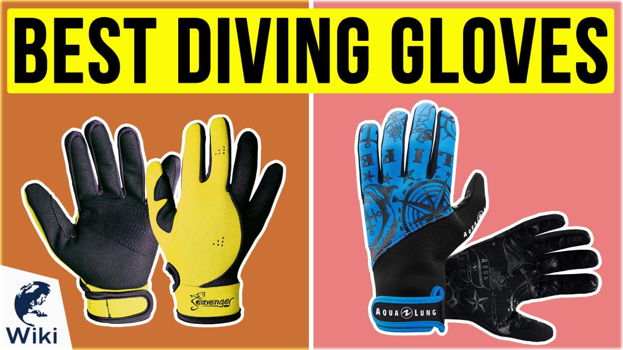 10 Best Diving Gloves