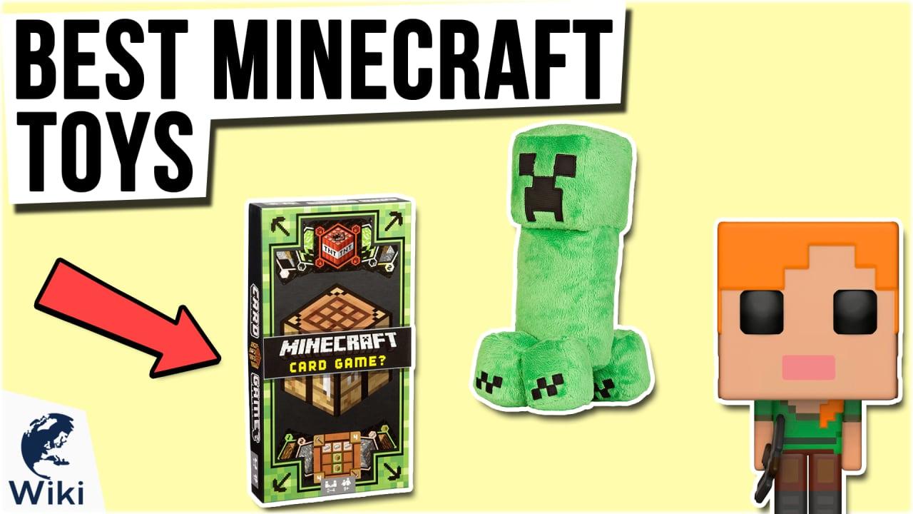 10 Best Minecraft Toys